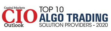 priceSeries named among Top 10 most promising Algo Trading Solution Providers 2020 by CIOToday